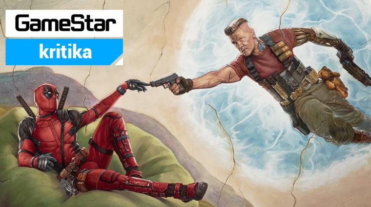 Deadpool 2 kritika - ez tényleg egy családi film bevezetőkép