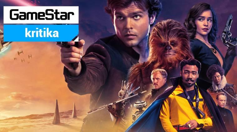 Solo: Egy Star Wars-történet kritika - soha ne bízz meg senkiben sem bevezetőkép