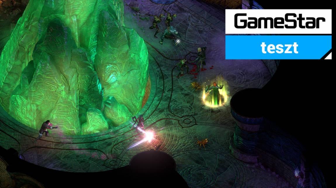Pillars of Eternity II: Deadfire teszt - kipattant az isteni szikla bevezetőkép