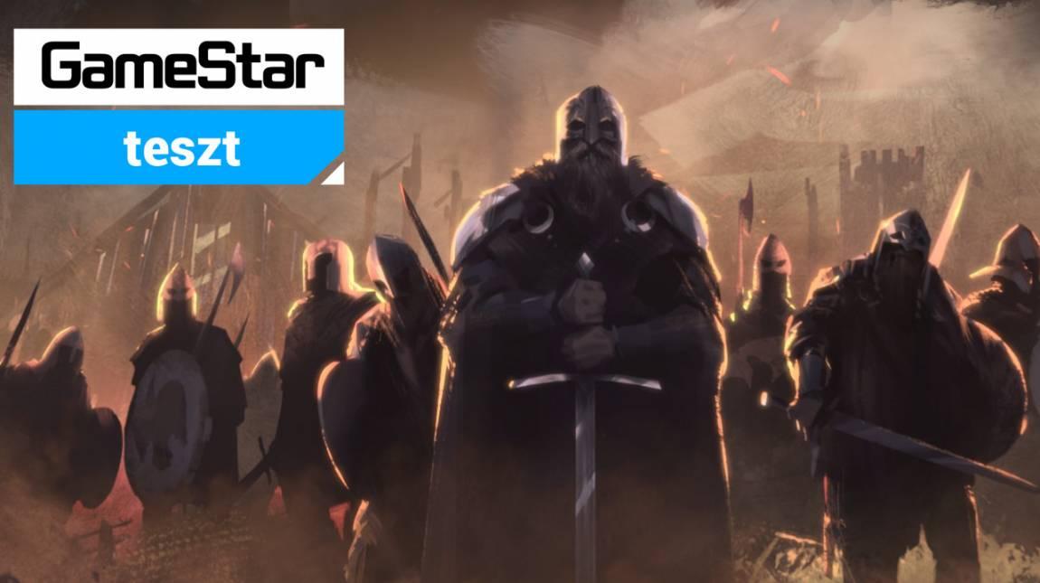 Total War Saga: Thrones of Britannia teszt - a játék, ami más is, meg nem is bevezetőkép