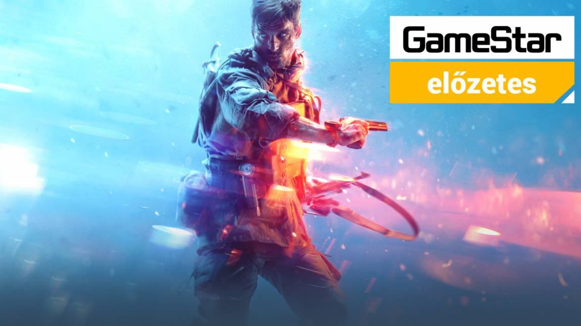 Battlefield V előzetes - V mint vérbosszú bevezetőkép
