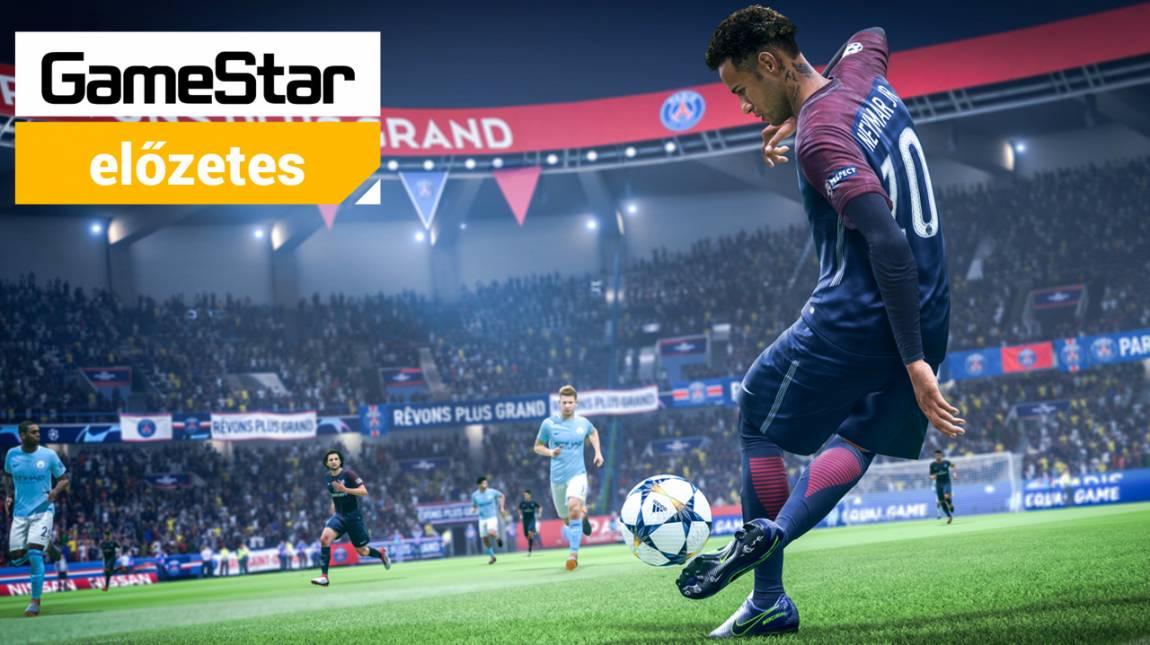 FIFA 19 előzetes - mind bajnokok vagyunk bevezetőkép