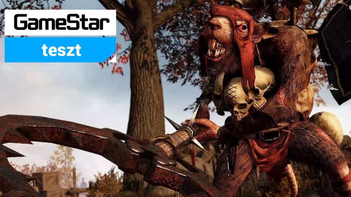 Warhammer: Vermintide 2 teszt - patkány a fogóban bevezetőkép