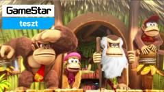 Donkey Kong Country: Tropical Freeze teszt - fagyos majmolás kép