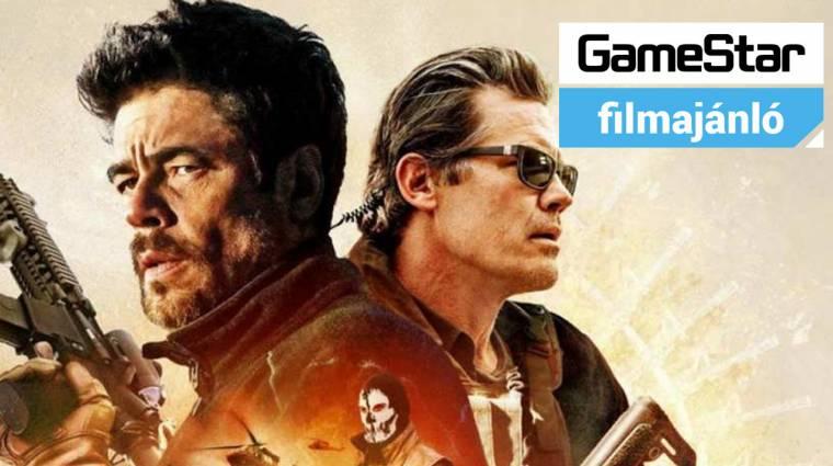 GameStar Filmajánló - Sicario 2: A zsoldos és Szupercella 2: Hades bevezetőkép