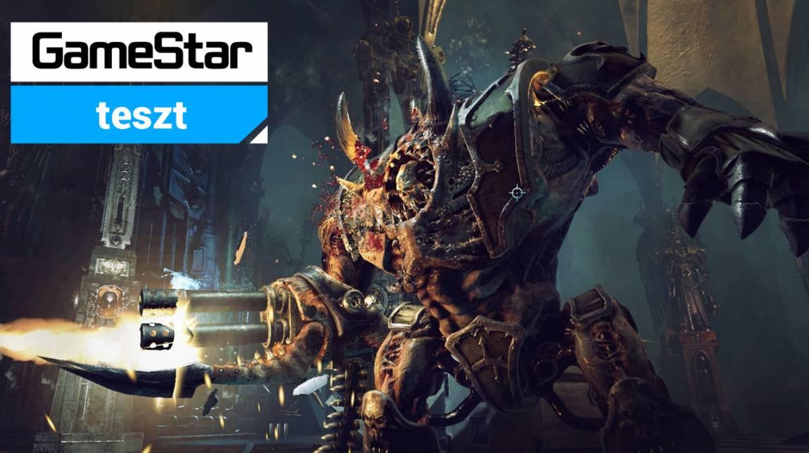 Warhammer 40 000: Inquisitior - Martyr teszt - az Istencsászár szerelmére! bevezetőkép