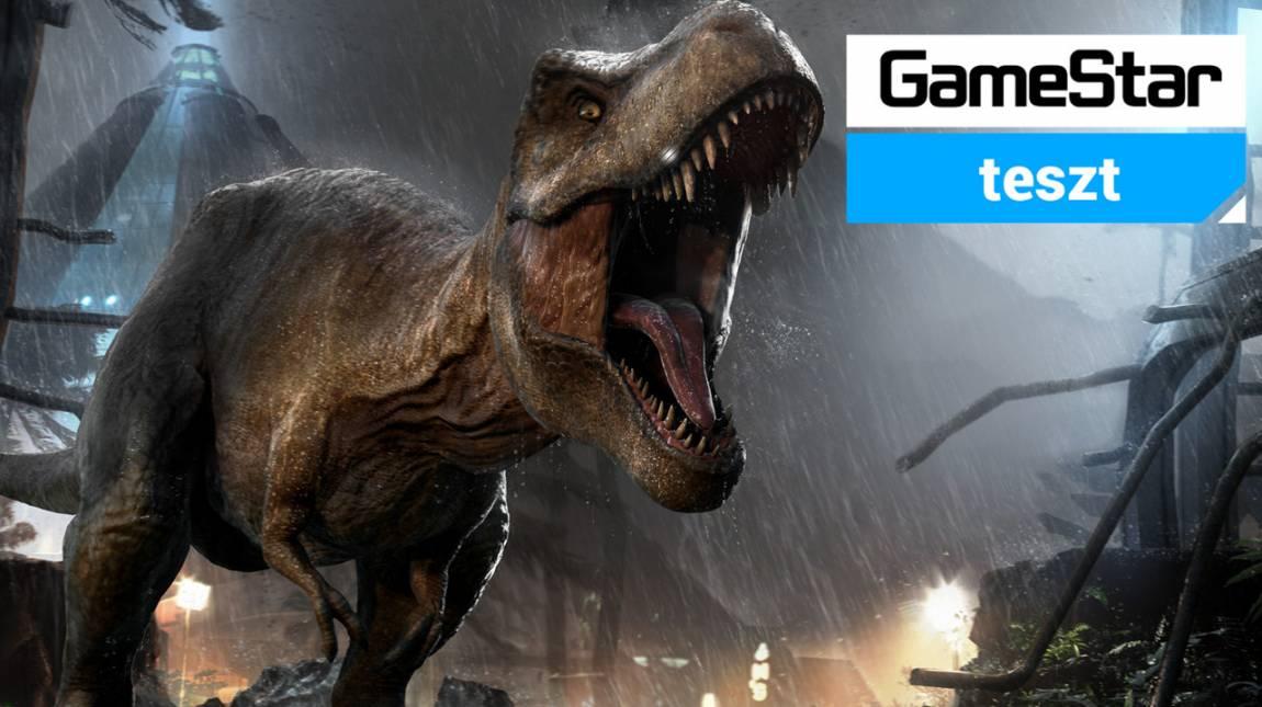 Jurassic World Evolution teszt - nem létezik elég erős kerítés bevezetőkép