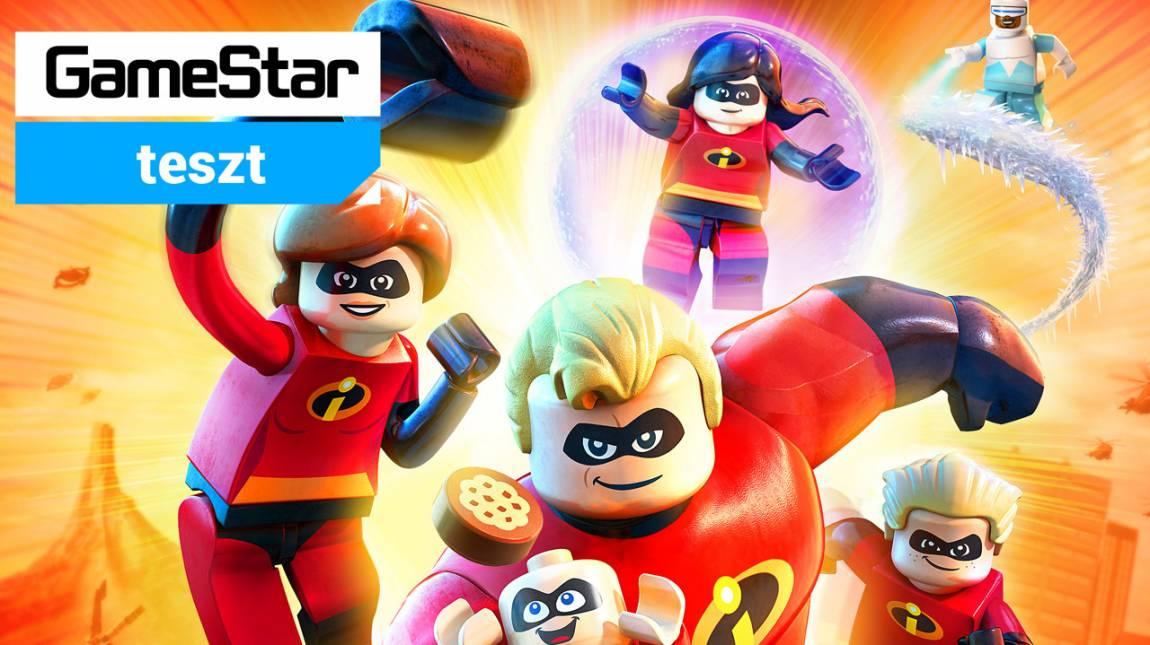 LEGO The Incredibles teszt - annyira nem hihetetlen bevezetőkép