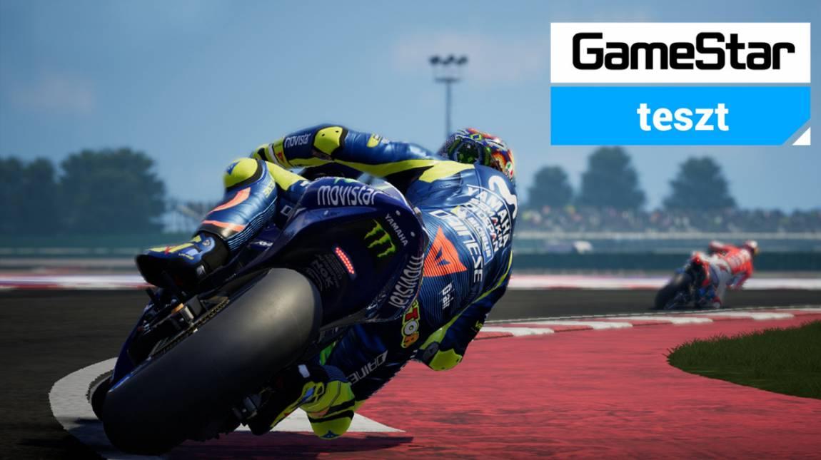 MotoGP 18 teszt - nyeregbe, vitézek! bevezetőkép