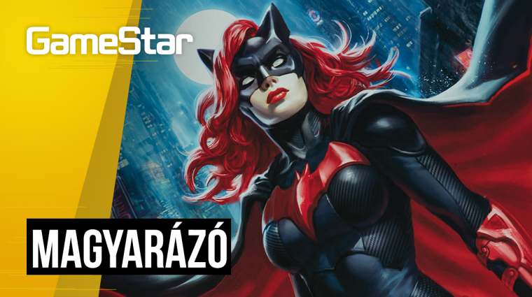 Minden, amit Batwomanről tudni érdemes bevezetőkép