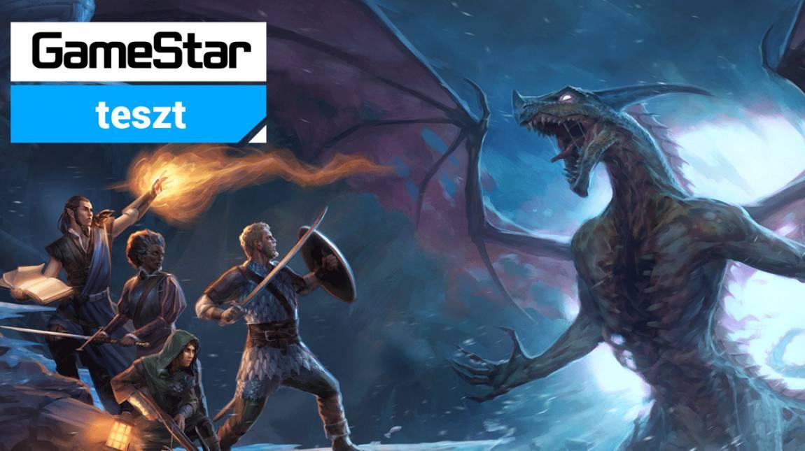 Pillars of Eternity II: Beast of Winter teszt - nem csak akkor, ha majd fagy bevezetőkép