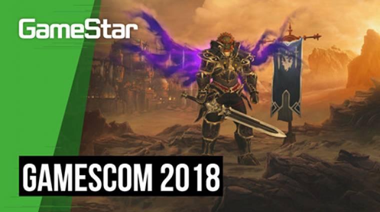 Gamescom 2018 - így fut a Diablo III Nintendo Switchen bevezetőkép