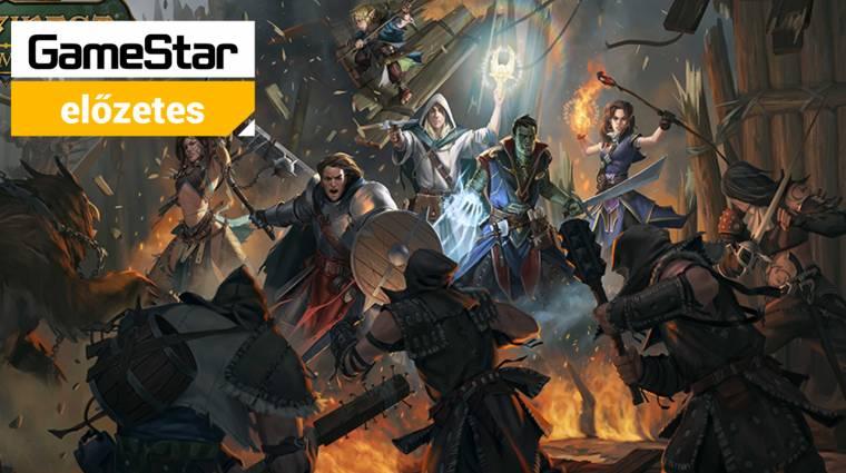 Pathfinder: Kingmaker előzetes - király leszek, király lesz bevezetőkép