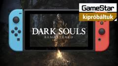 Ide a Joy-Con már kevés - kipróbáltuk a switches Dark Souls Remasteredet kép