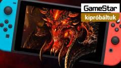 Az ördög mindenhová követ - kipróbáltuk a Diablo 3 Switch portját kép
