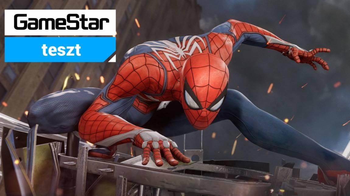 Spider-Man teszt - a legcsodálatosabb Pókember bevezetőkép