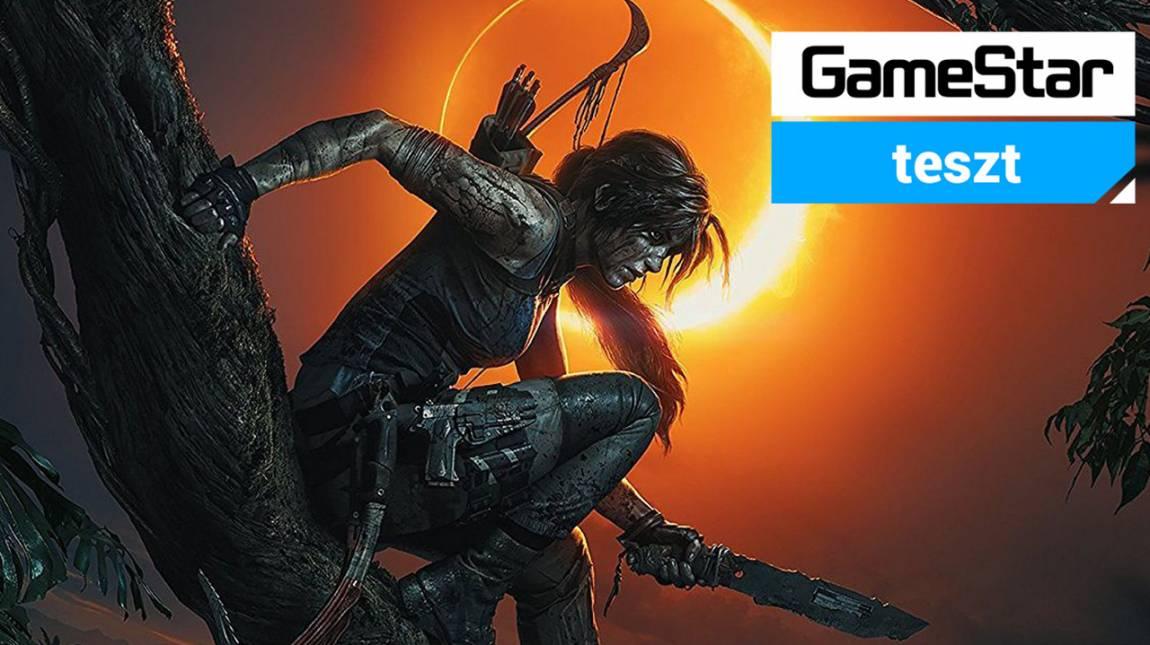 Shadow of the Tomb Raider teszt - a dzsungel királynője bevezetőkép
