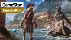 Országomat egy jó pajzsért - kipróbáltuk az Assassin's Creed Odyssey-t kép