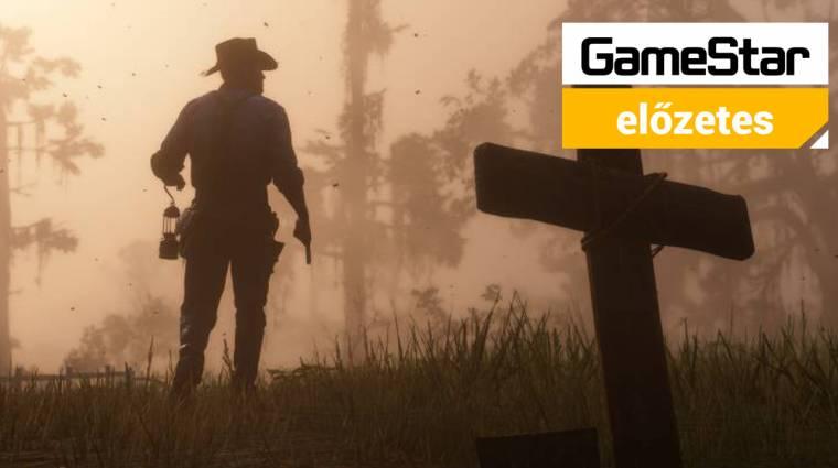 Red Dead Redemption 2 előzetes - belső nézet, fotómód, és minden, ami ma kiderült bevezetőkép