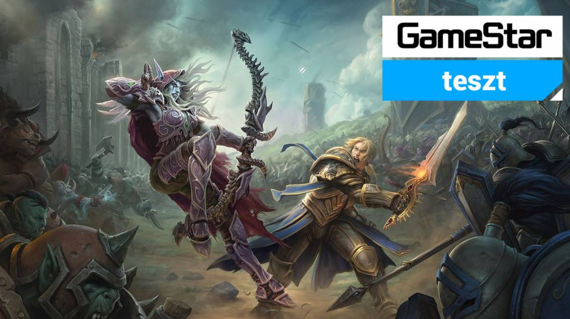 World of Warcraft: Battle for Azeroth teszt - hetedszer is visszaránt bevezetőkép