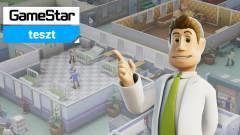 Two Point Hospital teszt - milyen kórház? kép