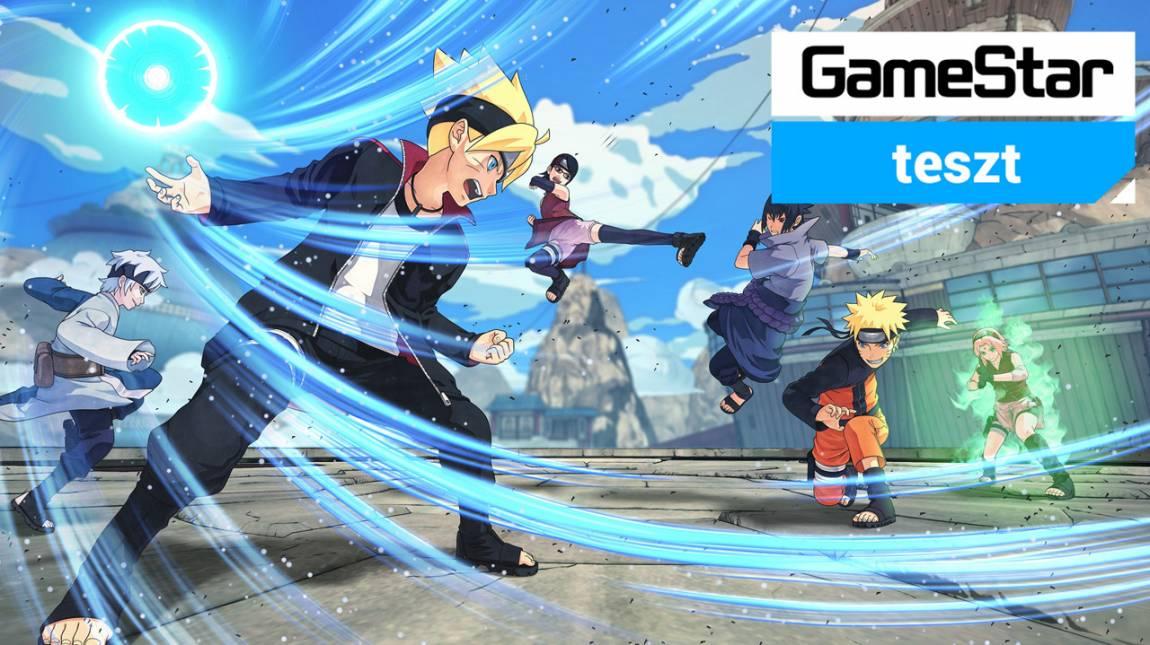 Naruto to Boruto: Shinobi Striker teszt - legyél te is nindzsa! bevezetőkép