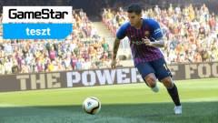 Pro Evolution Soccer 2019 teszt - kiváló alternatíva a futballszimulátorok piacán kép