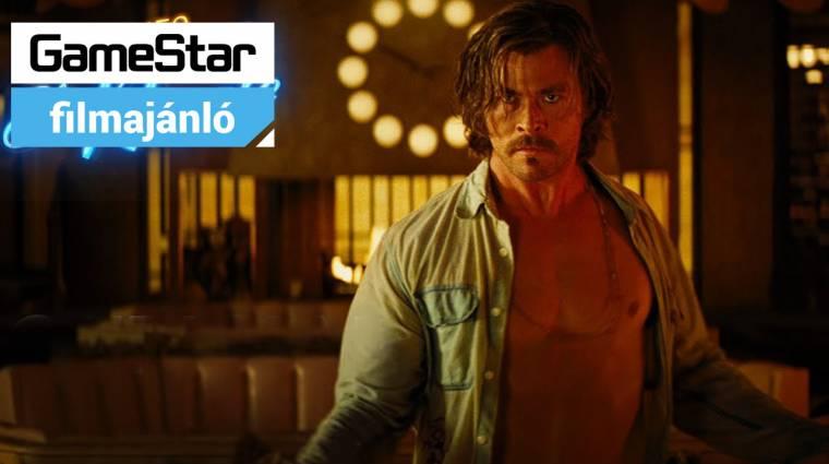 GameStar Filmajánló - Húzós éjszaka az El Royale-ban, Sötét folyosók és Meztelen Juliet bevezetőkép