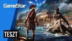 Assassin's Creed Odyssey videoteszt - drámáznak a görögök kép