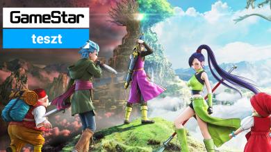 Dragon Quest XI: Echoes of an Elusive Age teszt - hosszú utazásra indulunk