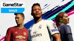 FIFA 19 teszt - ha ez bemegy, akkor gól kép