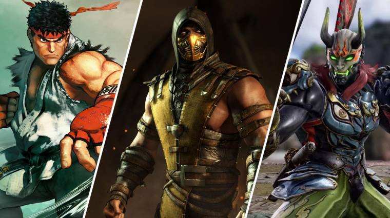 Szavazz: melyik a kedvenc verekedős játéksorozatod? bevezetőkép