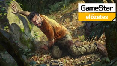 Green Hell előzetes - ebben a játékban minden meg akar ölni