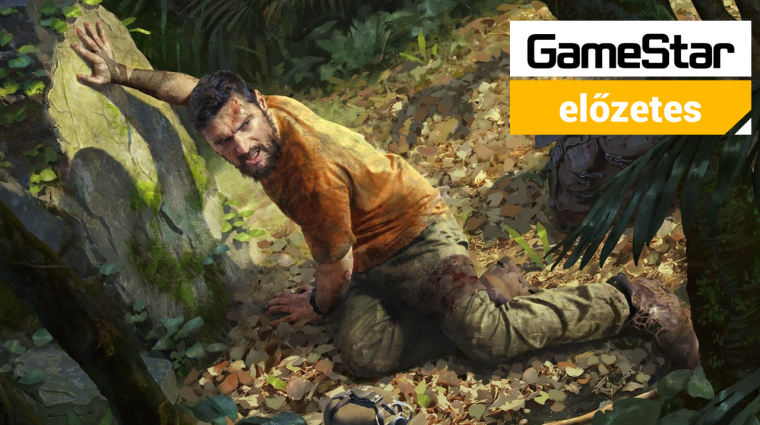 Green Hell előzetes - ebben a játékban minden meg akar ölni bevezetőkép