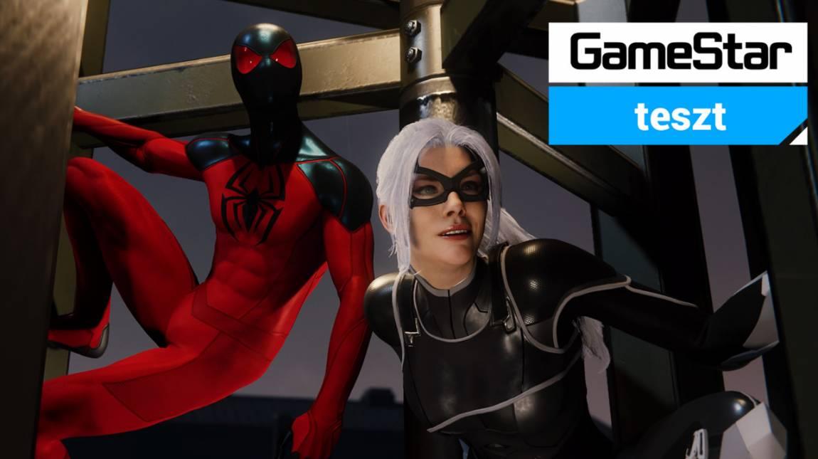 Spider-Man: The Heist teszt - szép cica, jó cica bevezetőkép