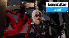 Spider-Man: The Heist teszt - szép cica, jó cica kép
