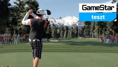 The Golf Club 2019 featuring PGA TOUR teszt - precíz ütések mindenek felett