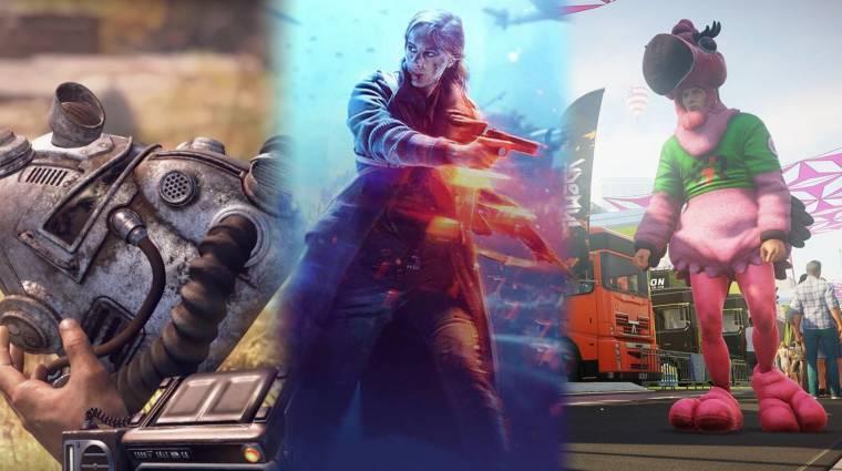 Novemberben jön az utolsó nagy játékmegjelenési hullám idén bevezetőkép