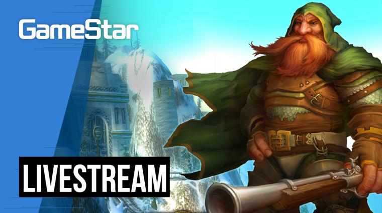 Raidelni a demóban? - World of Warcraft Classic Demo Livestream #2 bevezetőkép
