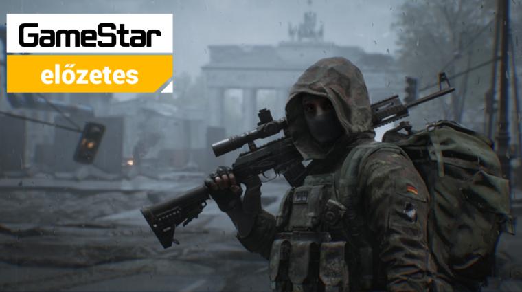 World War 3 előzetes - ha a Battlefieldet már nem tudod szeretni... bevezetőkép