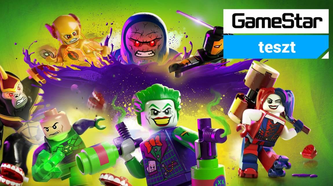 Lego DC Super-Villains teszt - Joker és a haverok bevezetőkép