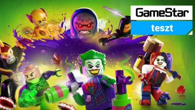 Lego DC Super-Villains teszt - Joker és a haverok