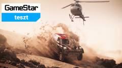 Dakar 18 teszt - anyám, mekkora homokozó! kép