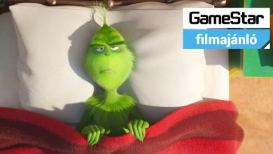GameStar Filmajánló - A Grincs, Robin Hood és BÚÉK