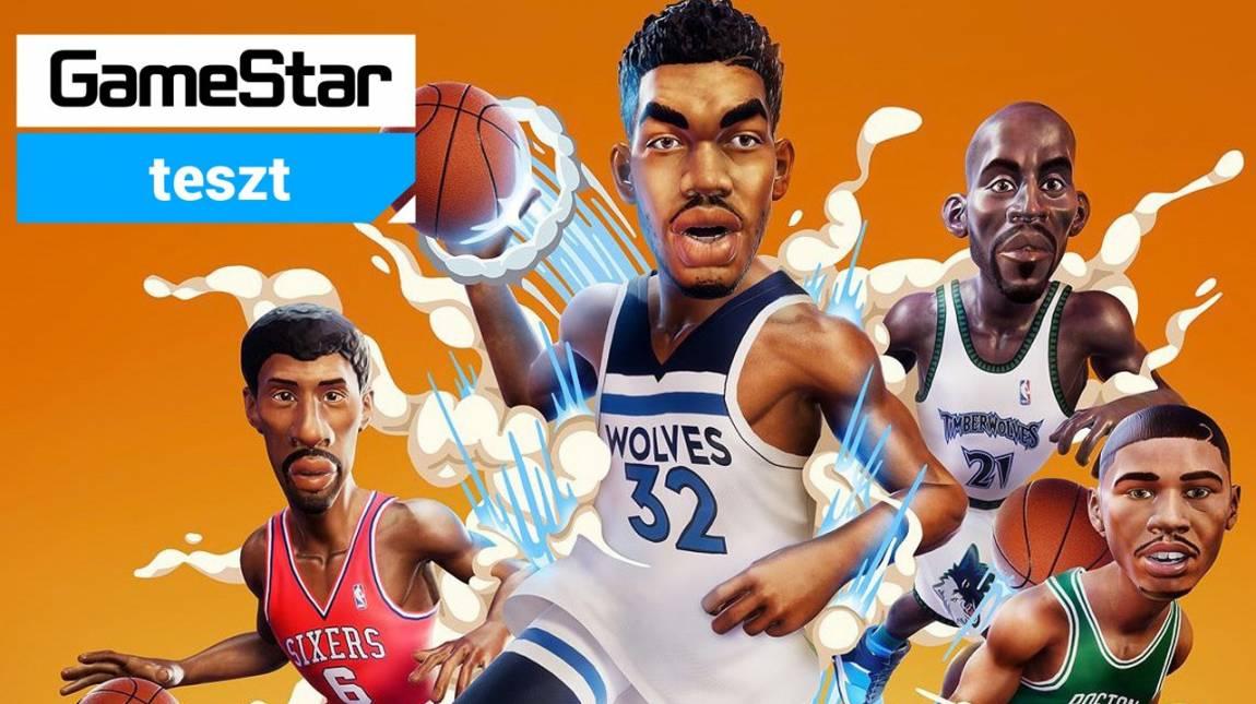 NBA 2K Playgrounds 2 teszt - játéktermi élmény otthonra bevezetőkép