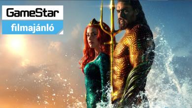 GameStar Filmajánló – Aquaman és Pókember: Irány a Pókverzum!