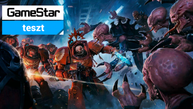 Space Hulk: Tactics teszt - taktikus mészárlás az űrroncsban