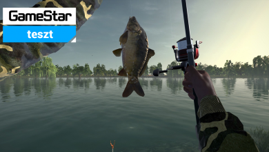 Ultimate Fishing Simulator teszt – horogra akadva