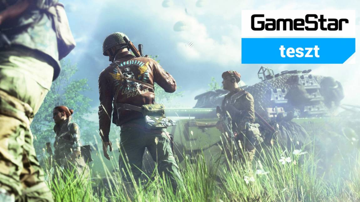 Battlefield V teszt - nem állunk készen a totális háborúra bevezetőkép
