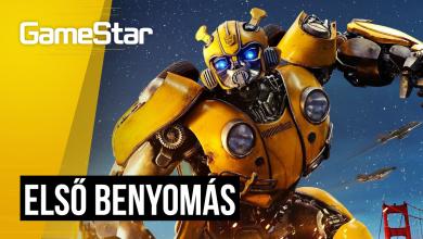 ŰrDongó első benyomás – végre egy jó Transformers mozi